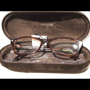 Tom Ford eyeglass frames